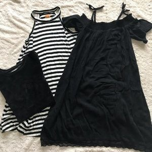Nordstrom 4pc Dress and Tee Bundle | Harper Canyon